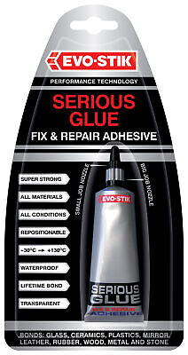 Serious Glue 5g Super Strong Adhesive Evo-Stik
