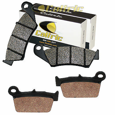 Front & Rear Brake Pads Fits Yamaha Wr450F 2003-2015