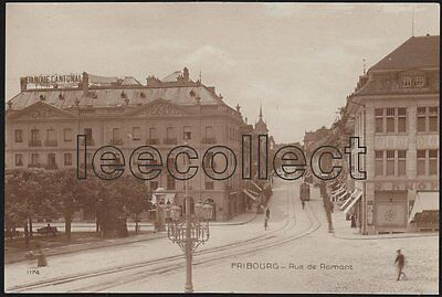 FRS Fribourg - Tram TF