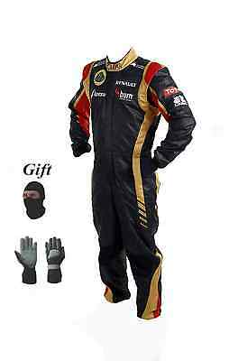 lotus Kart race suit CIK/FIA level 2 2013 style (free balaclava and gloves)