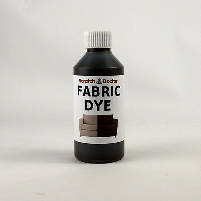 CHOCOLATE BROWN Fabric Dye for Sofa, Clothes, Denim, & more. Repair & Re-Colours