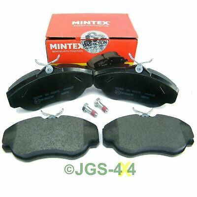 Land Rover Discovery 2 TD5 & Range Rover P38 Front Brake Pads MINTEX - SFP500150