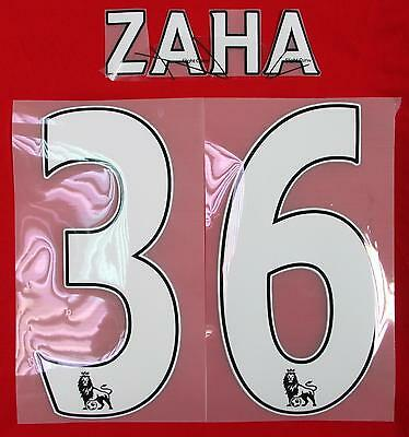 *13 / 17 - Premiership ; Ps-Pro White / Zaha 36 = Adults*