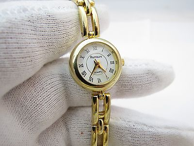 RUMOURS, Classic Round Dial, All GP, Simple LADIES WATCH,1246,L@@K