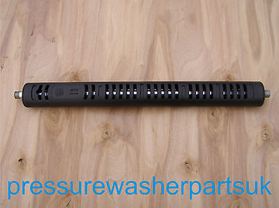 """Pressure Washer Jet Wash 450mm Hollow Handle Lance Extension 1/4""""M"""