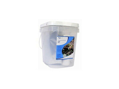 Aquascape Pond Maintenance Kit Detoxifier Beneficial Bacteria Filter Cleaner NEW