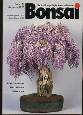 BONSAI MAGAZINE - Autumn 1997