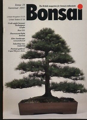 BONSAI MAGAZINE - Summer 1997
