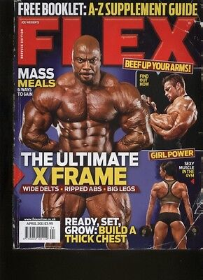 FLEX MAGAZINE - April 2011