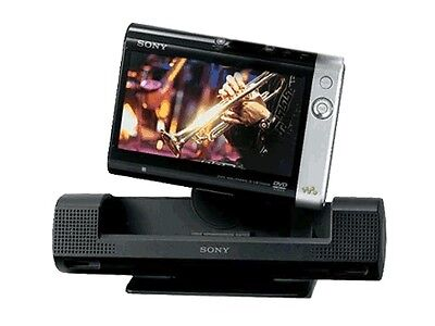 """Sony Walkman D-VE7000S Portable DVD/CD Player with 7"""" Wide Screen LCD Display"""