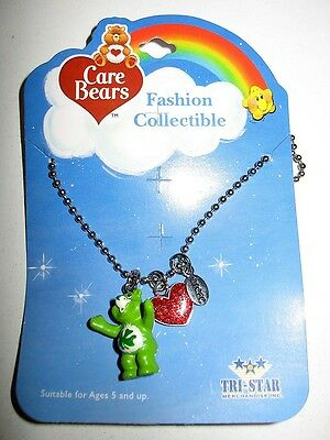 Good Luck Care Bear Necklace Pendant Jewelry SPECIAL OFFER! - BUY 3 GET 3 FREE!