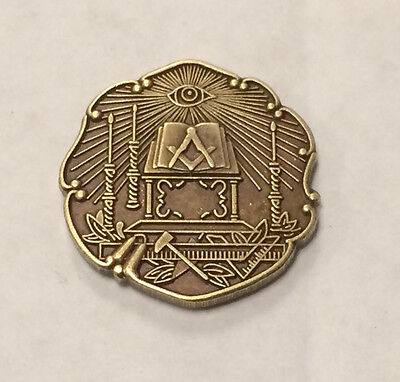 Masonic Lapel Pin(HB)