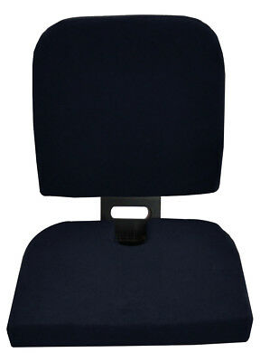 Memory Foam Cushion and Back Rest Orthopaedic Lumbar Support Wheelchair Seat