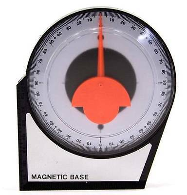 Magnetic Angle Finder Tool for Setting Pinion Angle - Reads from 0 to 90 Angles