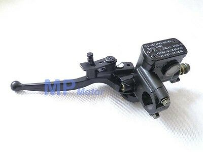 Left Side Rear Hydraulic Brake Master Cylinder