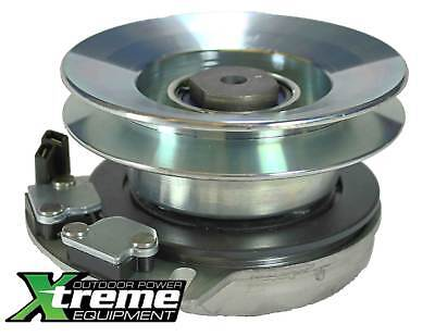 PTO Clutch Replacement For Warner Hustler 5217-48 Electric -Free Bearing Upgrade