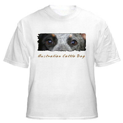 "Australian Cattle Dog # 2 "" The Eyes Have It ""  Tshirt"
