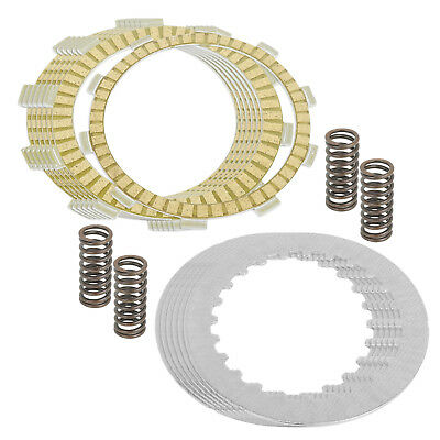 CLUTCH FRICTION PLATES and GASKET KIT Fits HONDA VT600C Shadow VLX 600 2000-2007