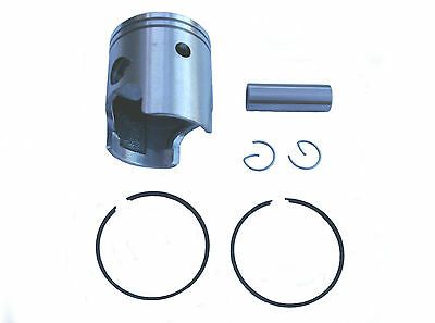 Suzuki GP125 Piston Kit + 0.50mm o/s (1978-1984) 56.50mm bore, fast despatch