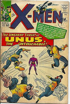 X-Men 8 Marvel Silver Age 1964 First Unus the Untouchable