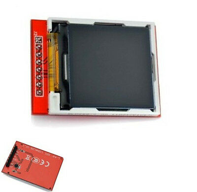 "Replace Nokia 5110 LCD 1.44"" Red Serial 128X128 SPI Color TFT LCD Display Module"