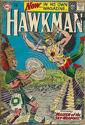 HAWKMAN 1 DC Silver Age 1964 1st ever issue