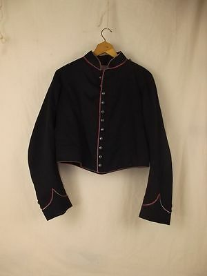 Victorian Welsh Montgomery Yeomanry Cavalry Officers Shell Jacket