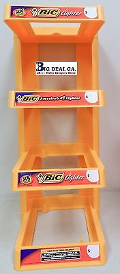 4 Tier BIC Lighter Display Rack
