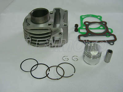 Bore Kit GY6 50cc to 80cc Scooter Moped 139QMB Cylinder Piston FREE SHIPPING