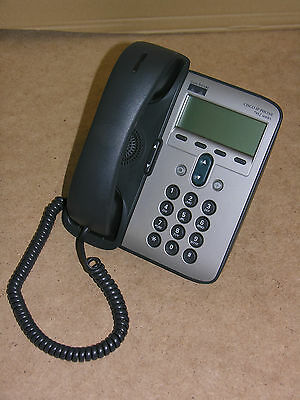 CISCO 7912G-A Business Office VoIP IP Telephone Phone