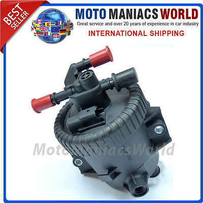 FIAT SCUDO ULYSSE SUZUKI GRAND VITARA Fuel Filter Housing 2.0 JTD HDI Siemens s.