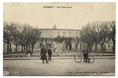Commercy.place Dom-Calmet.editeur Thenet Commercy.
