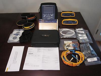 NEW Fluke OF-500 OptiFiber Singlemode / Multimode OTDR Fiber Optic Analyzer