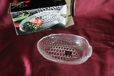vintage STUDIO NOVA Natures Harvest Fanciful bowl 15cm JAPAN in box corn dish