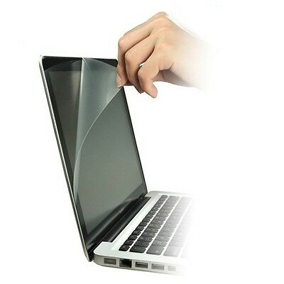 "SCREEN PROTECTOR CRYSTAL CLEAR GUARD FILM  for 13"" 13.3 INCH MACBOOK PRO LAPTOP"