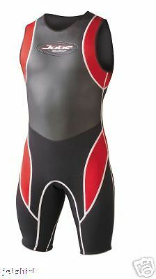 Promo JOBE - Combinaison shorty Chiller Red 2 mm - taille XS - Sports nautiques
