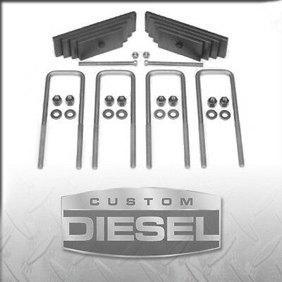 1999 2000 2001 2002 2004 2004 Ford F250 F350 Leveling Lift Kit Excursion 4WD 4x4
