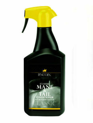 LINCOLN CLASSIC MANE & TAIL CONDITIONER (250ML - 1L) fragranced luxurious horse
