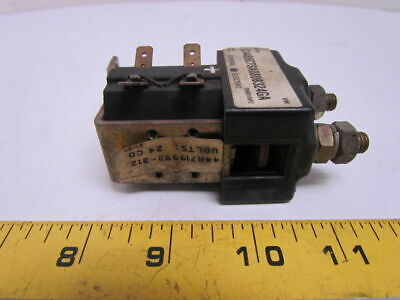 General Electric IC4486CTSA080B324GA 44A719993-312 Contactor With good Contacts