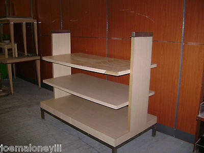 Display Retail Rack Table Shelving Unit Rack