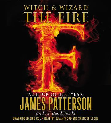 The Fire by James Patterson and Jill Dembowski (2011, CD, Unabridged)