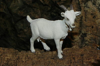 Retired Schleich Goat Figurine Nativity Scene Animal Presepio Pesebre Cabra