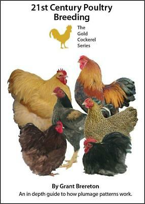 21st Century Poultry Breeding New Book Latest Edition Chicken Genetics Eggs