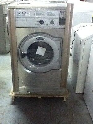 Wascomat  W620 20 lb. Front Load Washers Commercial Coin Operated Single Phase