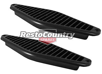 Holden Relief Valve Vent Grille 2x Base + Seal HQ HJ HX HZ WB Ute Van Coupe Door