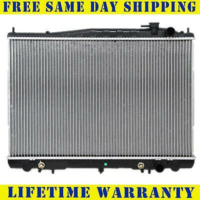 Radiator For Nissan Fits Xterra Frontier 2.4 3.3 L4 4Cyl V6 6Cyl 2215