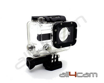 Skeleton Housing fits GoPro HERO 3 3+ with side opening FPV Drone
