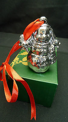 Arthur Court 2013 Snow Bunny Ornament - Collectible     NEW IN BOX