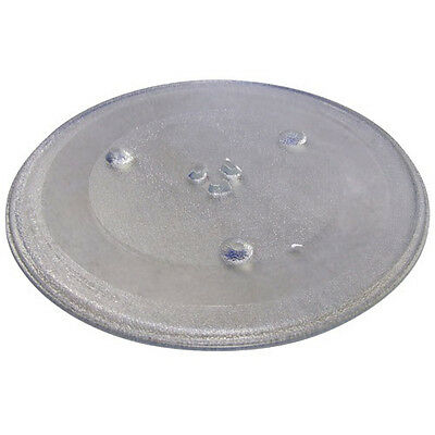 Original Panasonic Microwave 343mm Glass Turntable Plate for NN-CT579SBPQ