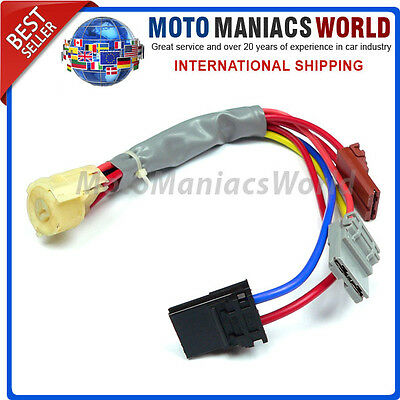 Ignition Switch Cables BERLINGO SAXO JUMPY EVASION XANTIA Lock Barrel Plug NEW